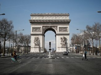 Hipótesis marcan que Francia volverá a confinarse y cerrar fronteras