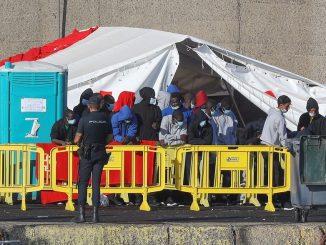 Aumentan las pateras de inmigrantes que llegan a Canarias