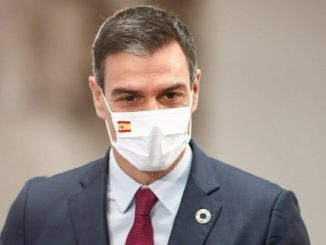 Pedro Sánchez define a ETA como «lucha armada»