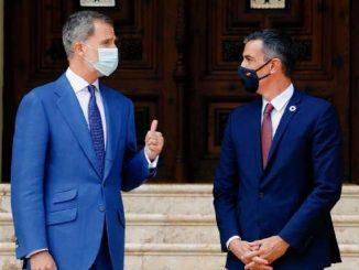 Felipe VI y Pedro Sánchez asistirán juntos a un acto en Barcelona