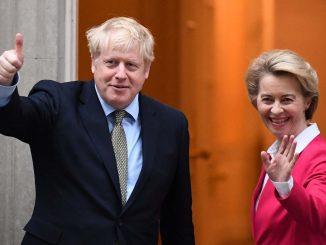 La UE expedienta a Reino Unido por romper el acuerdo del Brexit