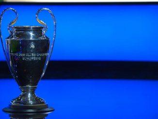 El sorteo y resultados de la Champions League