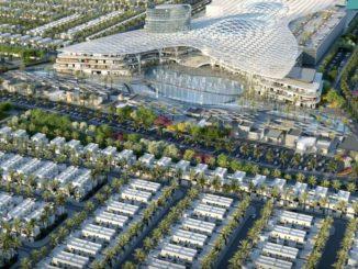 Arabia Saudí tendrá su propia Murcia con «The Murcia Project»