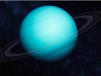 Urano se podrá ver desde España en octubre