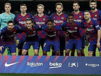 Acuerdo FC Barcelona-jugadores para la rebaja salarial