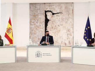 Adelanto de Bruselas por 16,8M de los fondos europeos a España