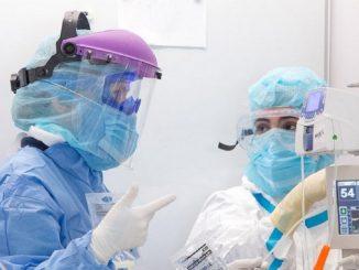 Enfermeros españoles en Alemania por la falta de personal sanitario
