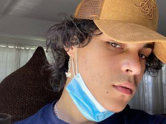 Alexander, hijo de Alejandro Sanz, cumple 18 años