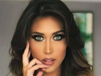 Andrea Martínez, nueva Miss Universo España