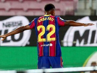 ¿Quién es el jugador del Barcelona, Ansu Fati?