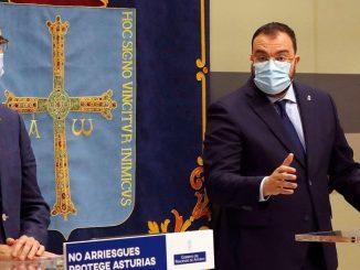 Asturias: cierra actividades comerciales y solicita el confinamiento