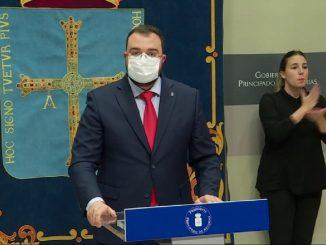 El Gobierno rechaza el confinamiento domiciliario que pidió Asturias