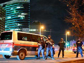 El terrorista abatido en Viena «simpatizaba» con el Estado Islámico