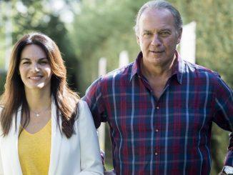 Bertín Osborne y Fabiola: un décimo para ayudar tras la COVID