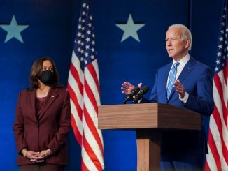 El equipo de comunicación de Biden compuesto por mujeres