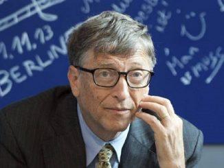 Un libro de Bill Gates desvela su plan  contra el cambio climático