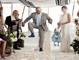 boda judía secreto