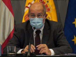 Burgos limita las reuniones a 3 personas por contagios