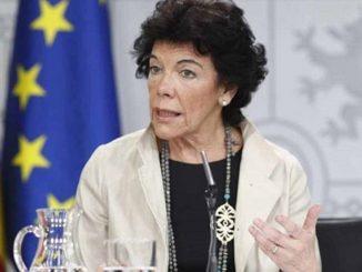 Currículo académico: Celaá anuncia que entrará en el curso 2022-2023