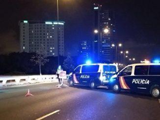 Policía localiza a homicida en un control de carretera por Covid-19