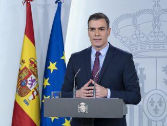 Sánchez afirma que Europa está firme ante el terrorismo