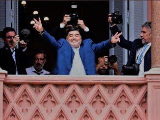 La lucha por la herencia de Maradona