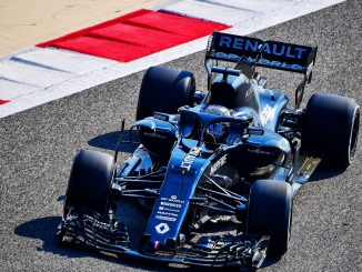 Fernando Alonso realiza nuevo test con Renault