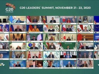 Las vacunas para los países pobres, financiadas por el G20
