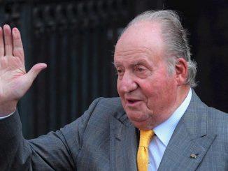 Gobierno no retirará título de rey emérito a Juan Carlos I