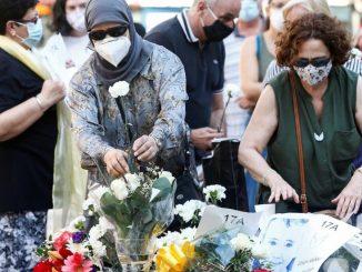 Primer día de juicio por los atentados del 17A en Barcelona y Cambrils