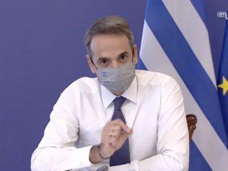 Grecia anuncia el confinamiento del país hasta finales de noviembre