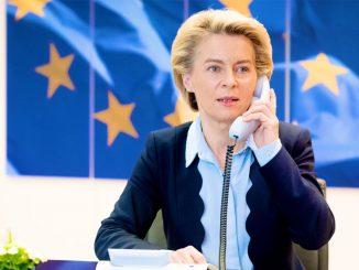 La UE y el G20 planean cumbre global sobre salud para pandemias