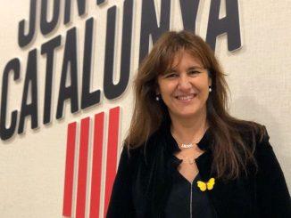 Laura Borrás: «Habrá pleno de investidura este viernes»