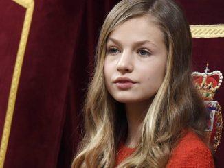 Princesa Leonor: su estricta educación