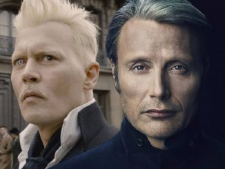 Mads Mikkelsen reemplazaría a Johnny Depp en «Animales Fantásticos»