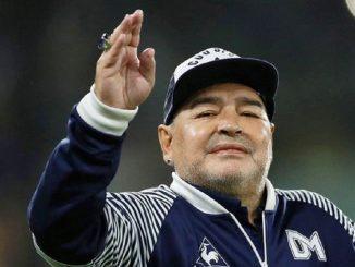 Maradona, ingresado en un hospital de Argentina