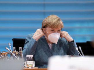 Merkel pide a Biden cooperar con la UE contra el coronavirus