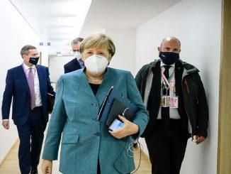 Covid-19 Alemania Merkel