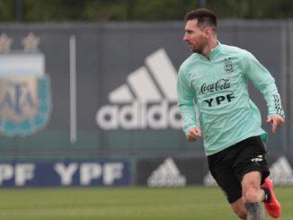 Messi fuera de la lista del FC Barcelona en Kiev