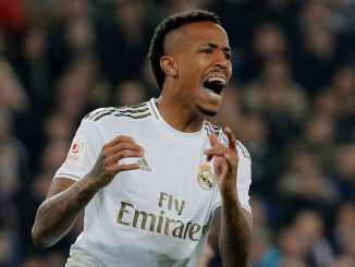 Eder Militao da positivo por Covid-19 en el Real Madrid