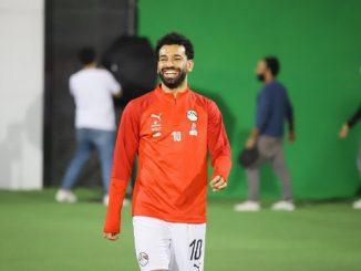 Mohamed Salah da positivo en coronavirus