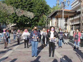 El 25 de noviembre el movimiento feminista sale a las calles
