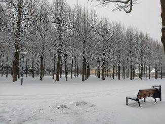 Llega el invierno al fin: temperaturas bajo cero y nevadas