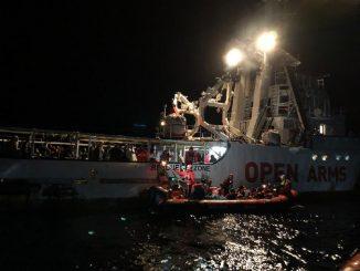Open Arms comparte un doloroso vídeo de un rescate en el Mediterráneo