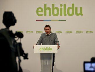 Otegui anuncia el sí de Bildu a los Presupuestos del Estado