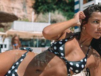 ¿Quién es Sergi?, el novio de Melyssa Pinto