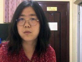 5 años de cárcel para la periodista que informó de la COVID en Wuhan