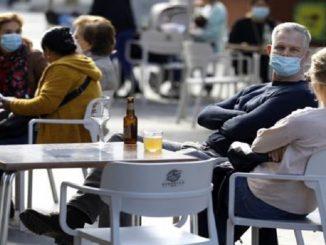 Galicia: amplía el toque de queda y el horario de los restaurantes