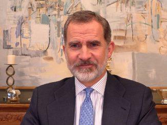 El Rey Felipe VI da negativo en la prueba de Covid-19