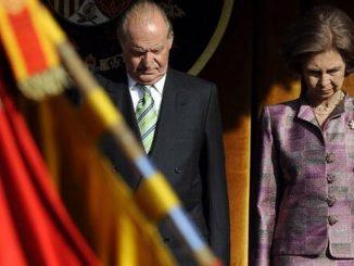 La Fiscalía investiga al rey Juan Carlos I y a la reina Sofía